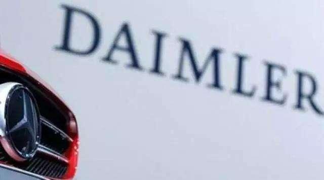 发改委同意戴姆勒收购北京新能源汽车部分股份