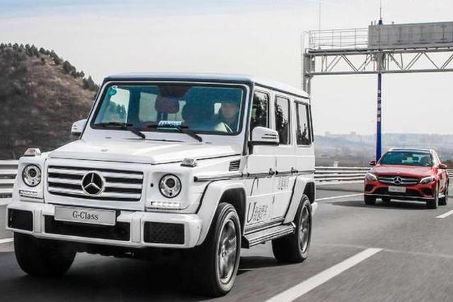 无法抗拒的两种美 奔驰G 500 & GLC 300