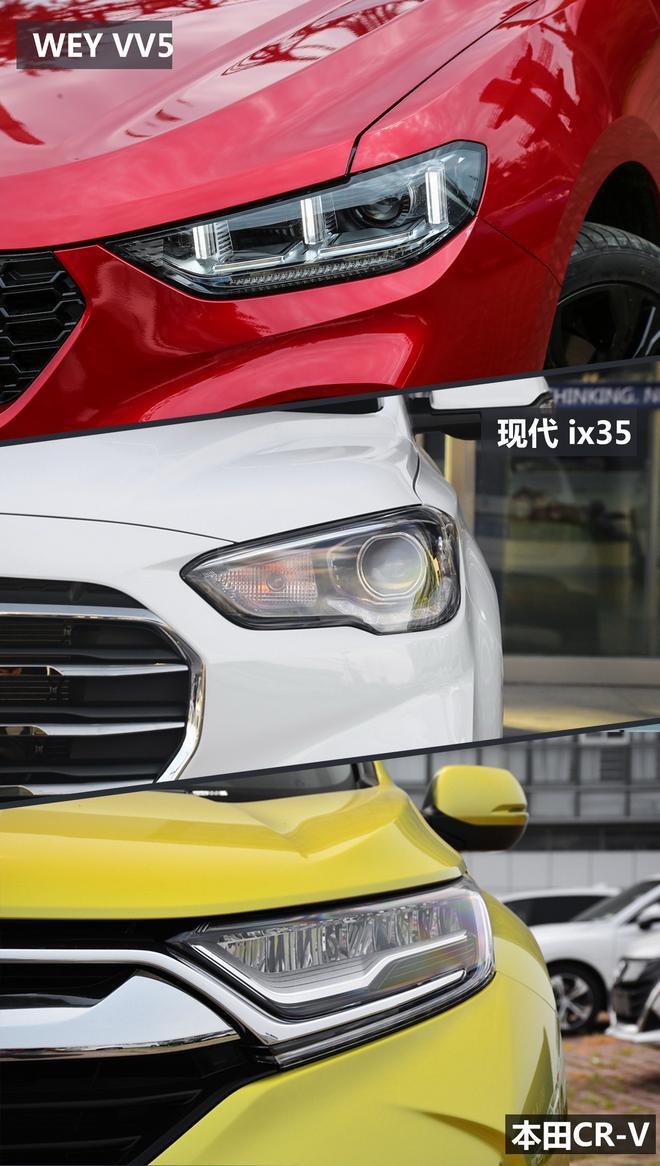 """""""中日韩之争"""" 看各品牌SUV哪家强!"""
