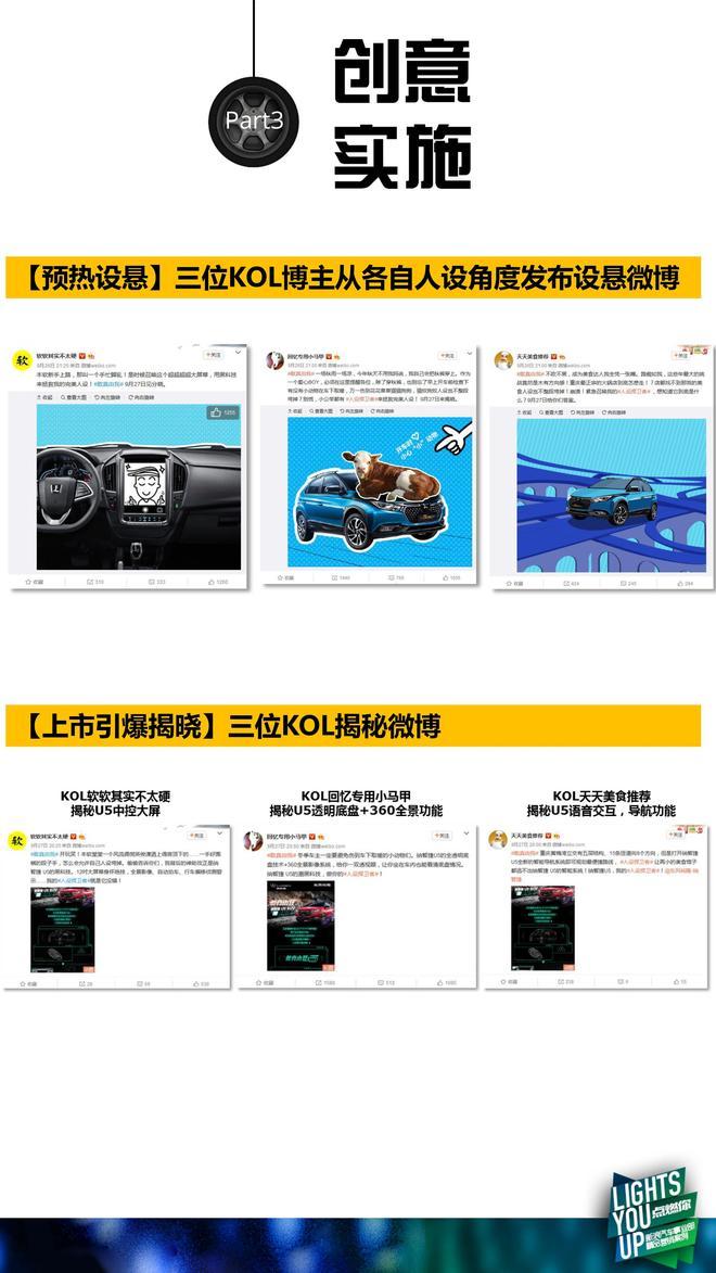 纳智捷U5敢真由我--纳智捷U5新车上市社交营销