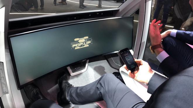 冲破二维平面 戏说日内瓦车展三大黑科技