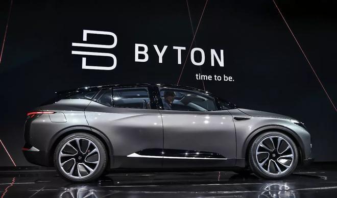 拜腾与Aurora合作2020年推全自动驾驶汽车
