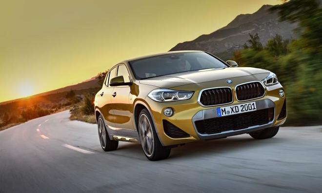 BMW X2将成宝马在SUV阵容中关键车型