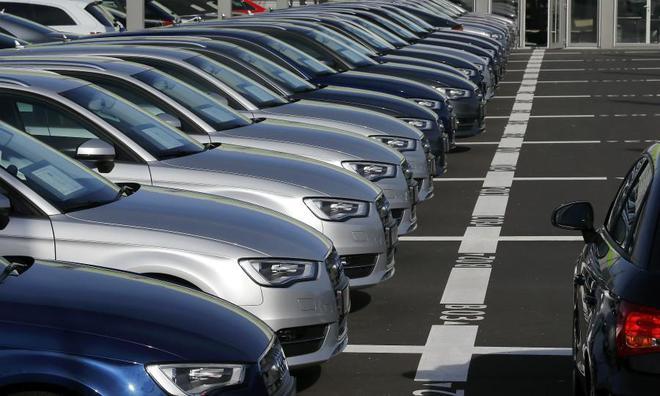 法国和亚洲品牌车销量在德国市场剧增