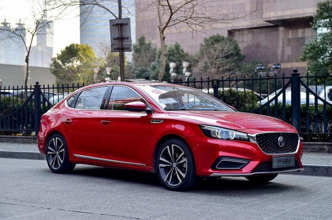 全新名爵6新增车型将于3月上市