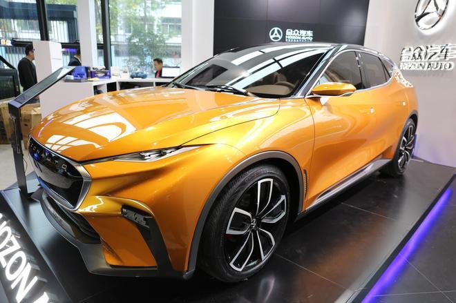 造车新势力集中发车 合众E-TAKE胜算几何?