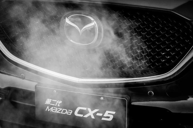 灵魂藏在细节中 第二代Mazda CX-5冰雪试驾
