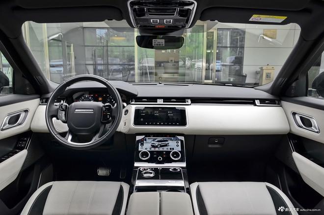 2018年度车车型介绍:路虎揽胜星脉