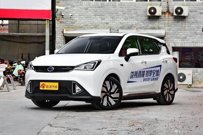 2018年度车车型介绍:广汽传祺GE3
