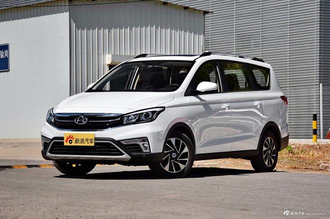2018年度车车型介绍:长安欧尚A800
