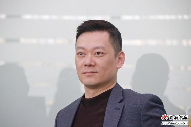东风启辰汽车公司副总经理马磊