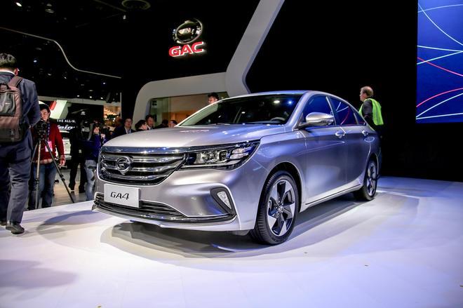 广汽传祺GA4正式上市 售价7.38-11.58万