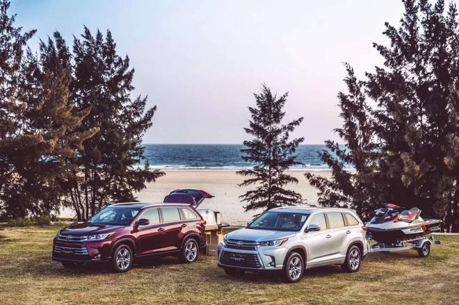 2018款丰田汉兰达上市 售23.98-33.08万元