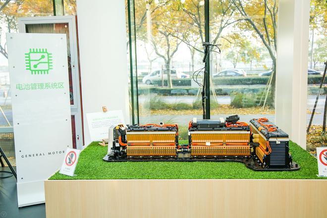 即将在国内上市的别克Velite5增程式电动车就采用了叠片式的电池组和最新的BMS技术