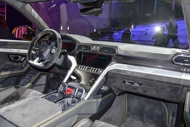 兰博基尼Urus国内首发 售价313万元