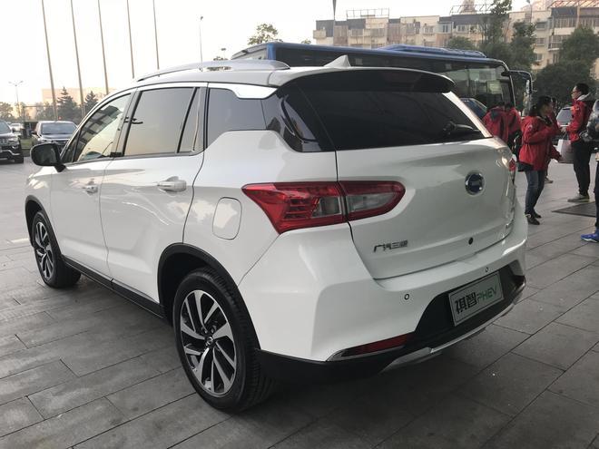 广汽三菱祺智PHEV正式上市 售20.98万元起