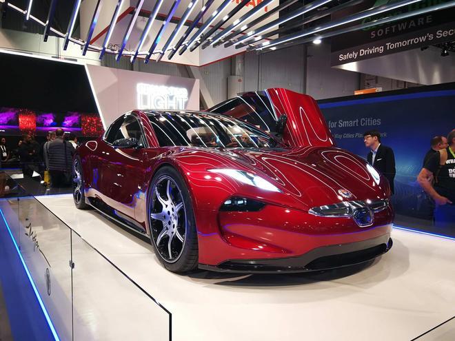 2018CES盘点:在这看未来汽车的模样