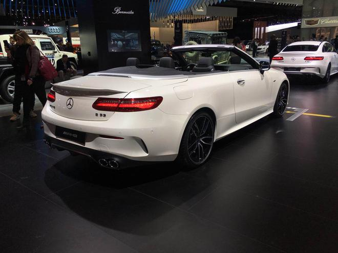 2018北美车展:奔驰AMG E53正式亮相