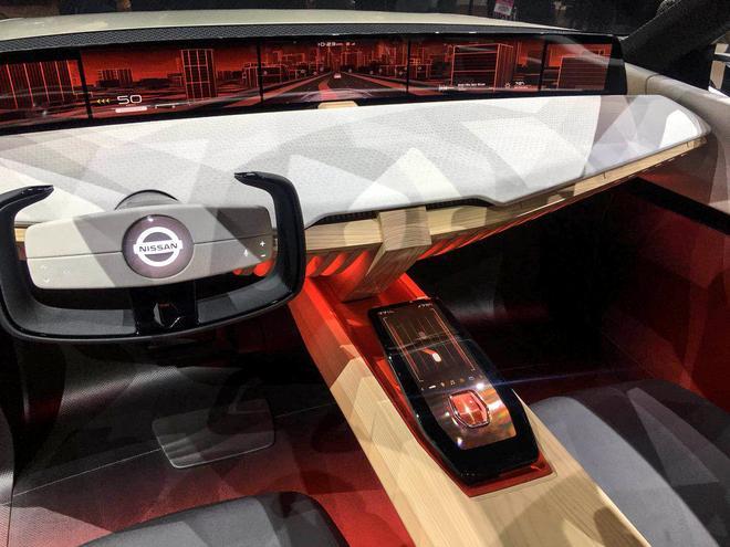 2018北美车展:日产Xmotion概念车发布