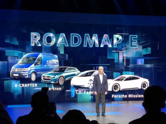 大众汽车CEO:穆勒