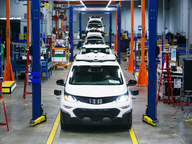 通用汽车任命新全球人力资源高级副总裁