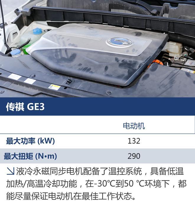 充电半小时能跑240公里 试驾广汽传祺GE3