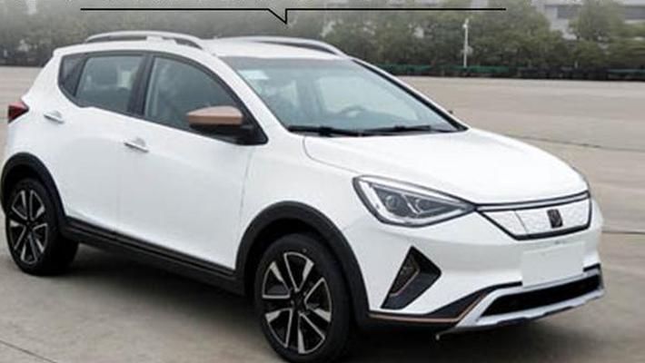 江淮大众首款纯电动SUV实拍 新品牌或命名思皓
