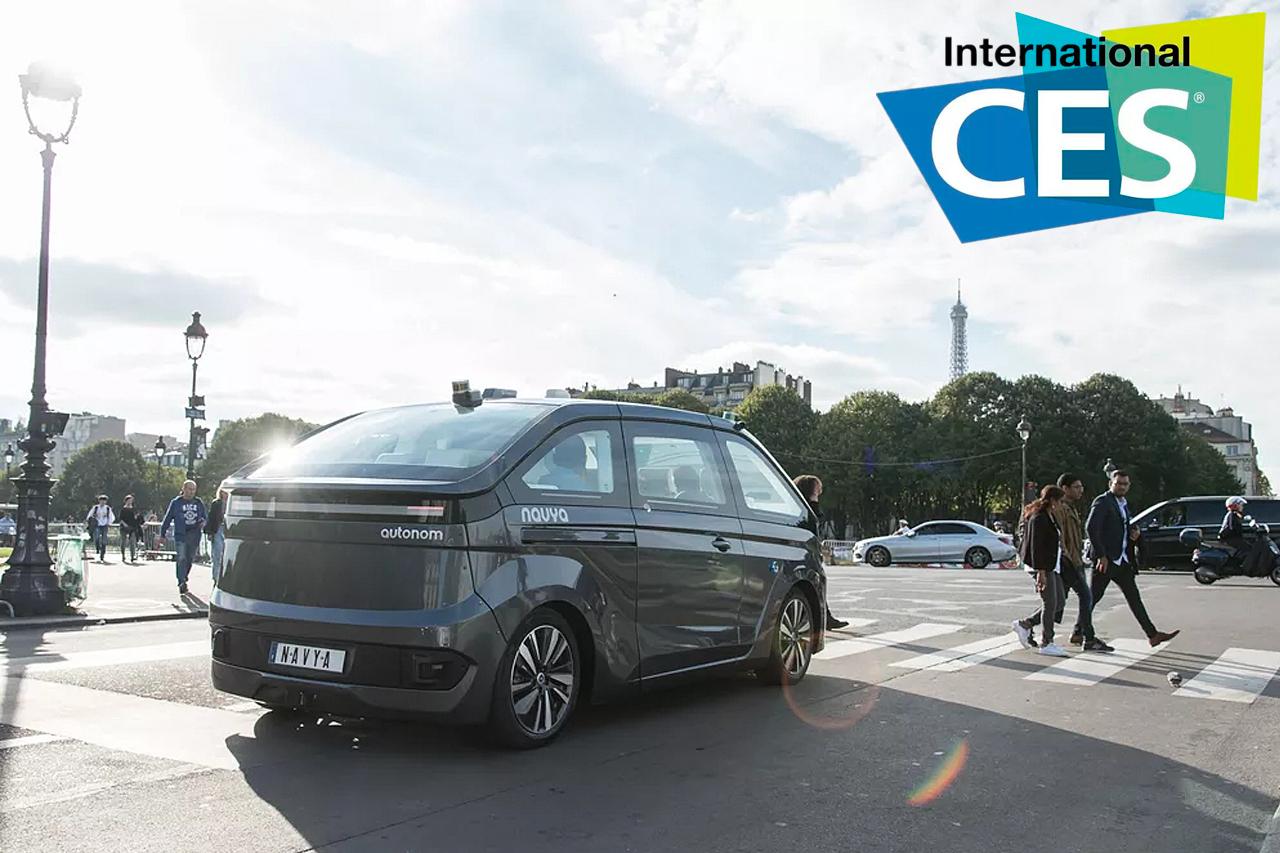 自动驾驶出租车Autonom Cab