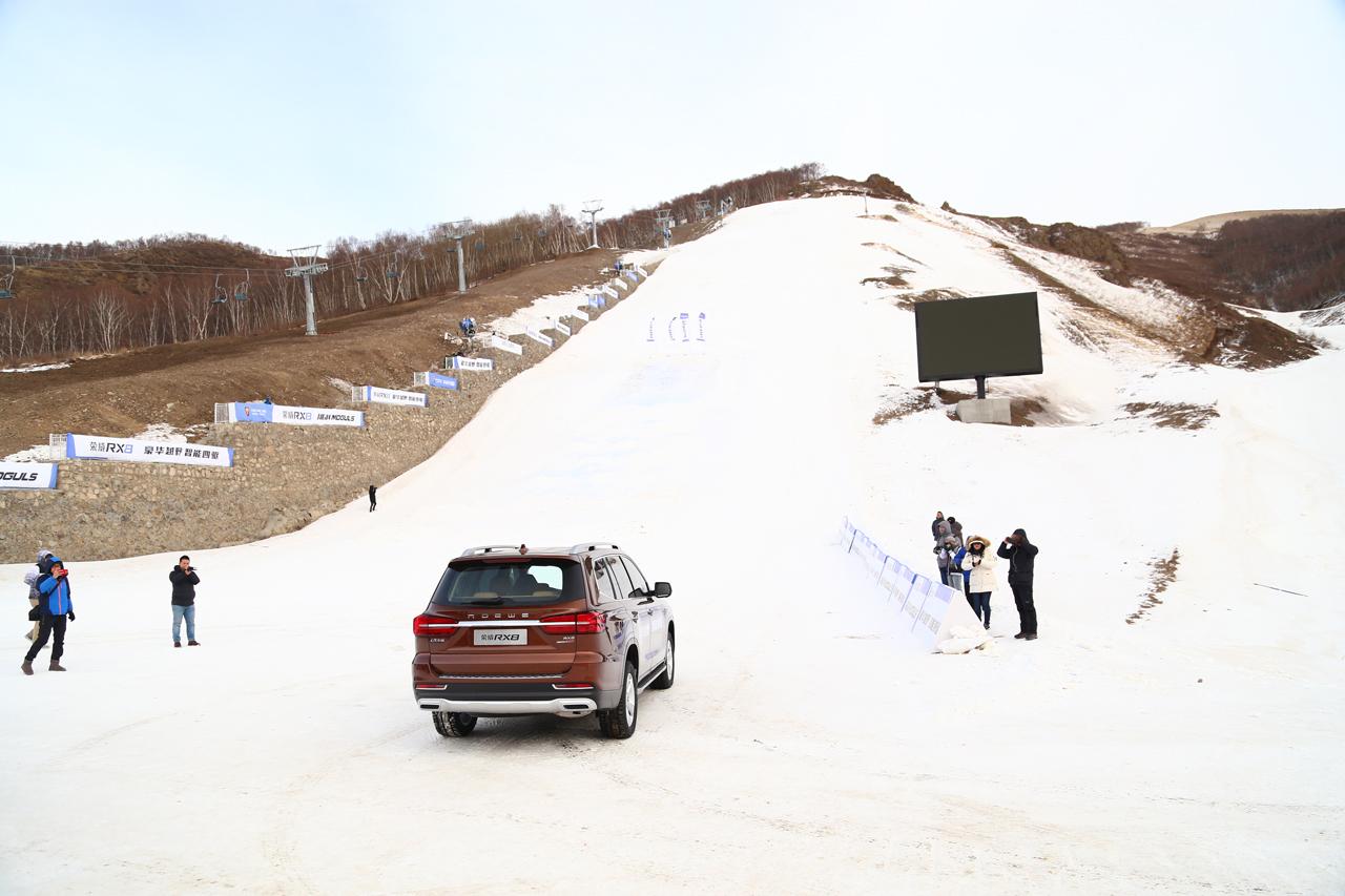 荣威RX8正式发布 成功征服冠军赛道