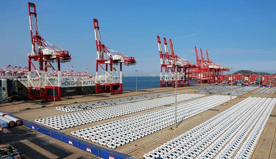 欧盟重罚汽车海运和配件市场垄断 开5亿欧元罚单