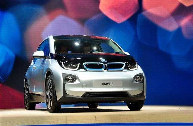 宝马电动车累积销量达25万 前四月中国市场增长646.7%