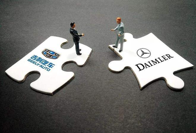 吉利投资戴姆勒背后:一场精心策划的金融游戏