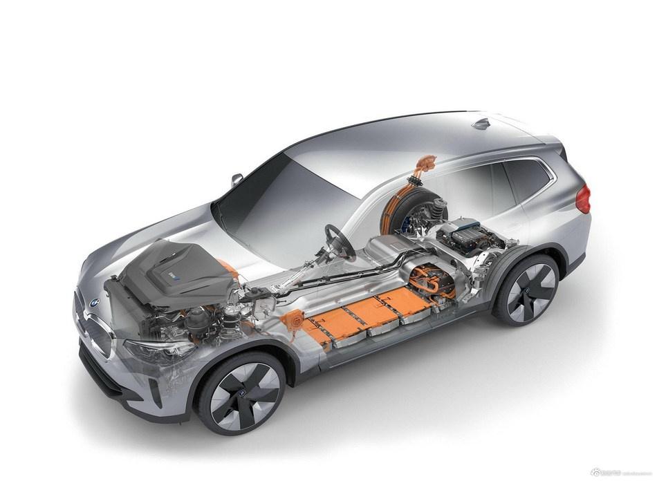 2020款宝马iX3 基本型