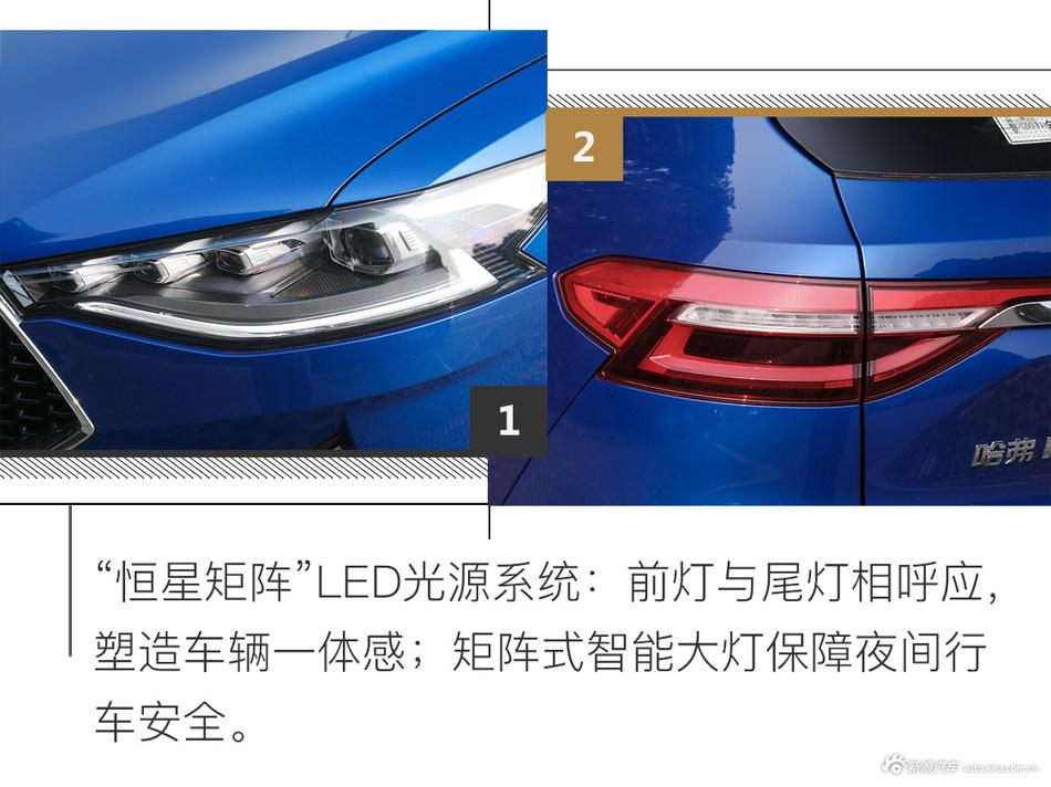 """试驾全新哈弗F7 也许是哈弗未来的""""顶梁柱"""""""