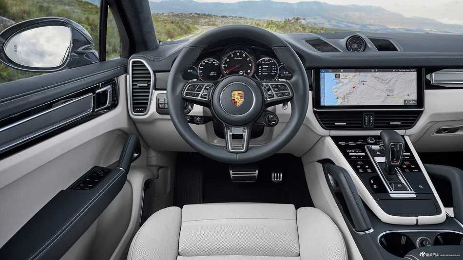 零百加速3.9秒,豪华运动并存,Porsche Cayenne Turbo Coupé