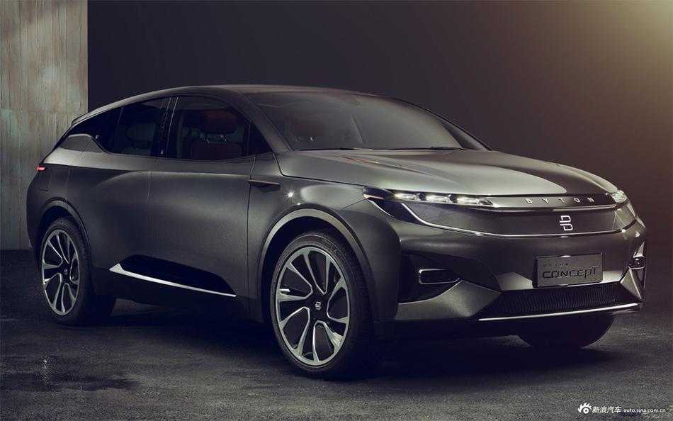 2019 CES|拜腾BYTON M-Byte量产车发布