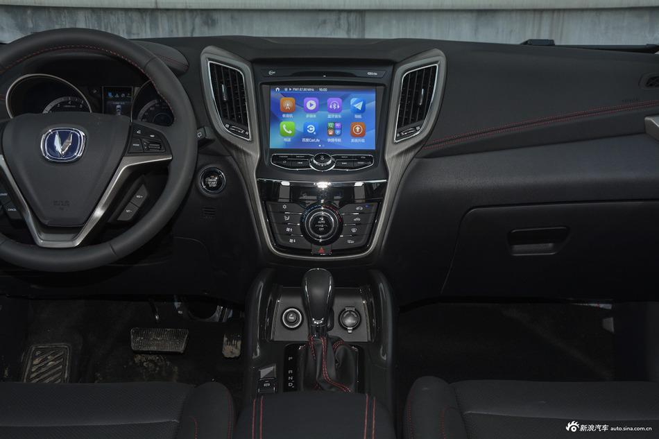 2017款CS75尚酷版1.8T自动四驱精英型