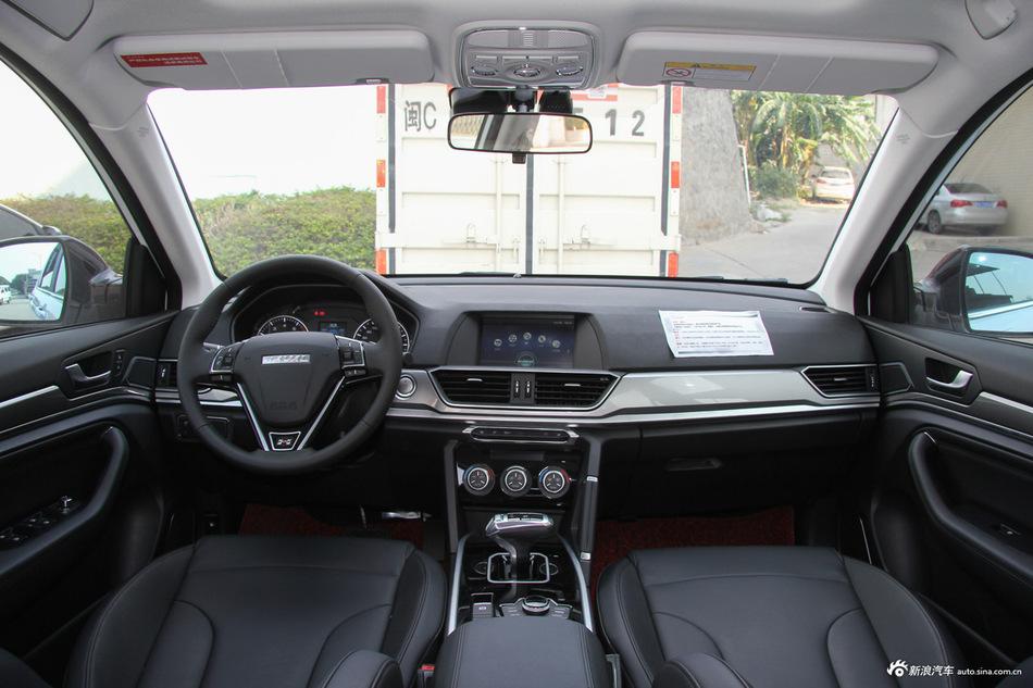 2018款哈弗H6运动版1.5T自动两驱尊贵型红标