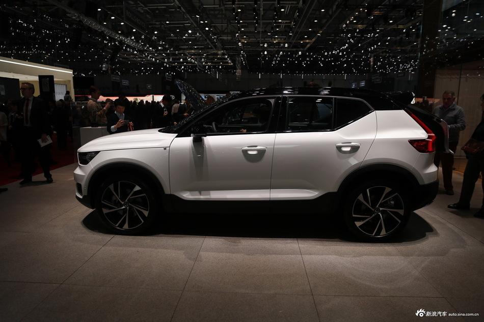 图集 日内瓦车展 实拍全新沃尔沃XC40