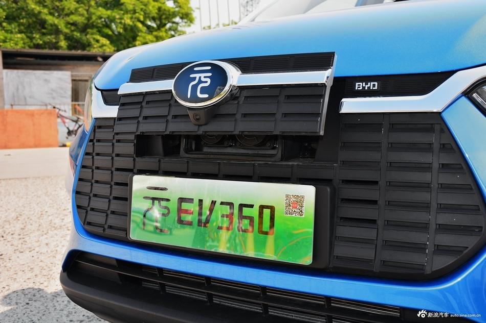 2018款比亚迪元EV360
