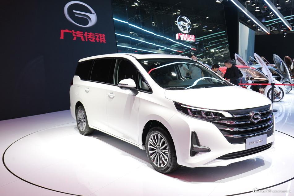 2018广州车展实拍:传祺GM6
