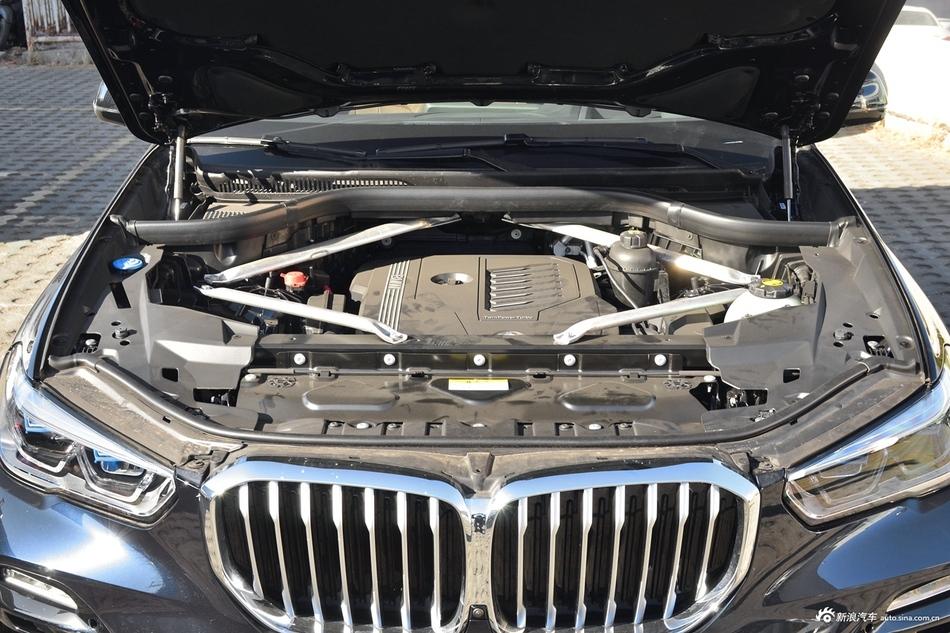 实拍|全新一代宝马X5 百万级SUV别无选择