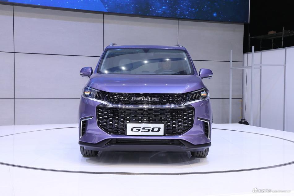 2018广州车展探馆:上汽大通G50实车亮相