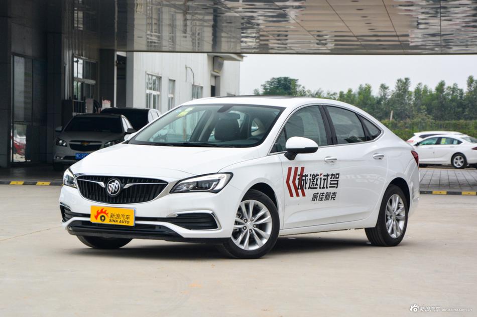 2018款威朗1.5T自动双离合豪华型20T