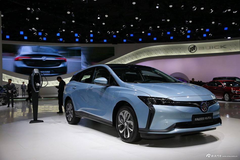 2019上海车展实拍:VELITE 6新能源