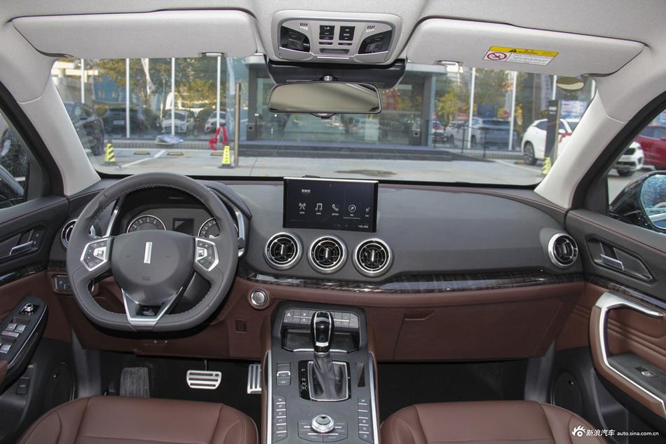 2019款WEY VV5升级款2.0T两驱超豪型