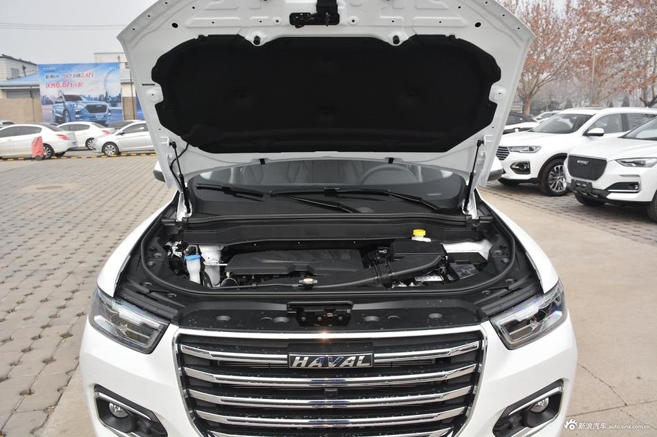 售9.80万起 哈弗H6/H6 Coupe国六版上市