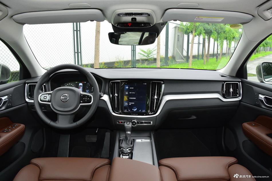 2020款沃尔沃V60 2.0T自动 T5智远豪华版