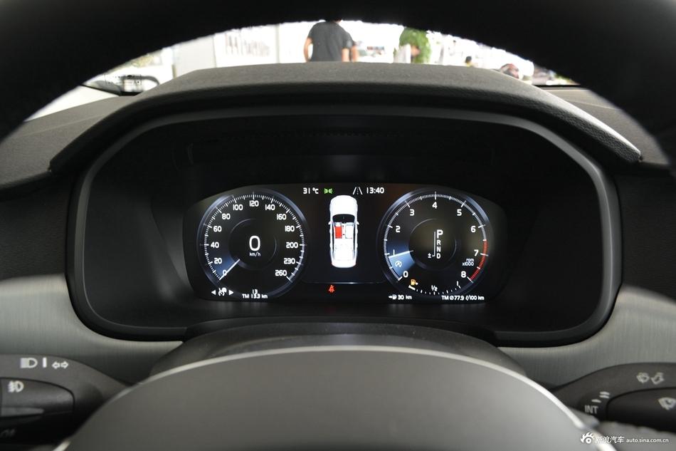 2020款沃尔沃S90 2.0T自动T5智逸 运动版
