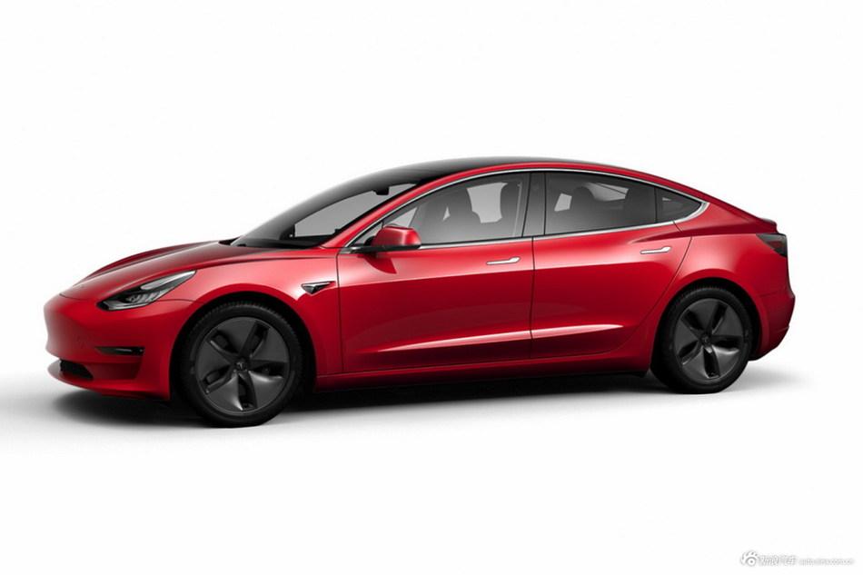 2019款特斯拉Model 3 标准续航后驱升级版